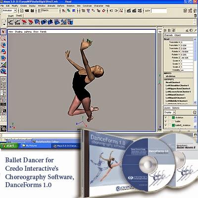 Danceforms dancer