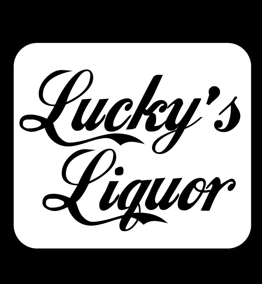sign-LUCKY'S-LIQUOR